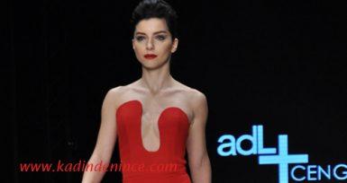 ADL Cengiz Abazoğlu 2014 İlkbahar-Yaz Elbise Defilesi