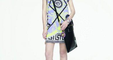 Versace 2015 ilkbahar yaz