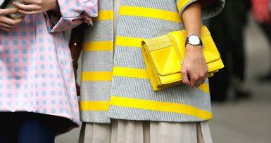 Trend Alarm: Sarı Çantalar